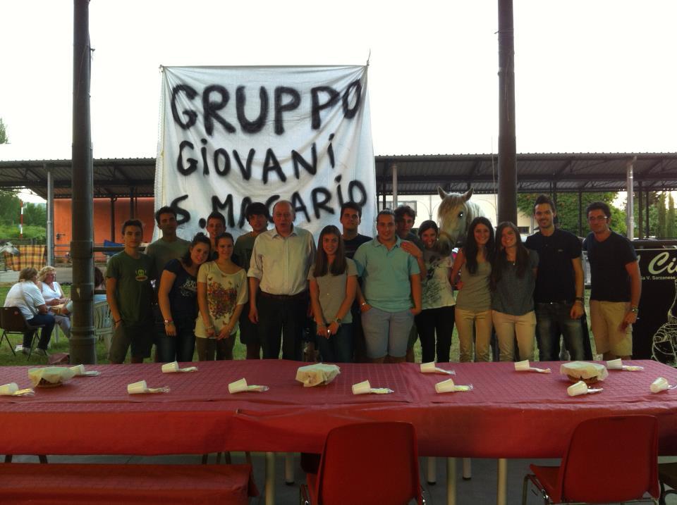 Gruppo Giovani anno 94-95