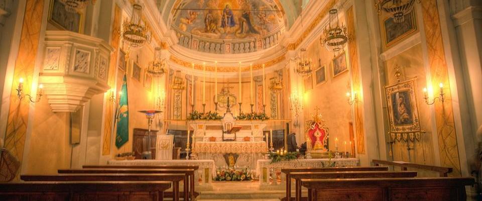 La Chiesa di Fibbialla