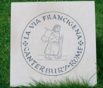 Pietra della Via Francigena