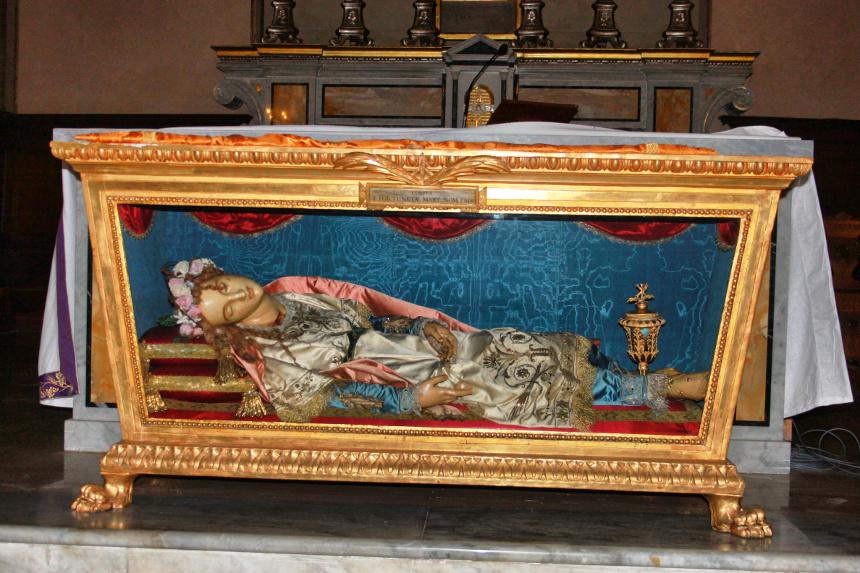 Altare di Santa Fortunola